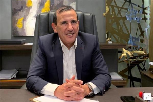 رئيس غرفة الشركات السابق حسام الشاعر
