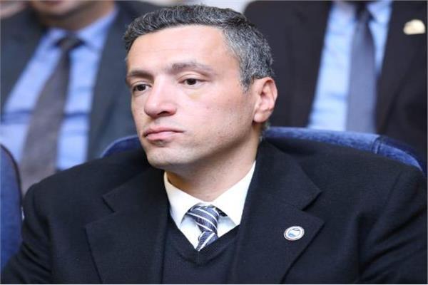 المهندس يوسف رشدان، أمين عام مساعد الشباب بحزب مستقبل وطن بالقاهرة
