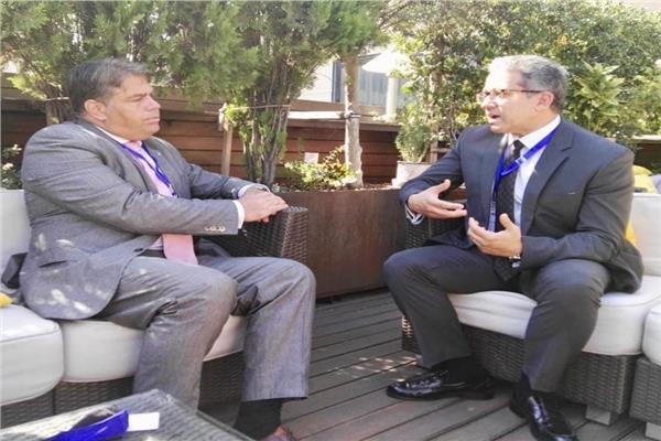 اجتماعات وزارية مكثفة بين مصر واليونان والمملكة المغربية ورومانيا