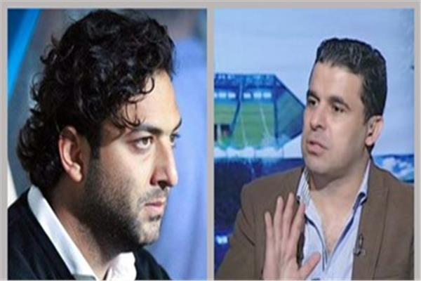 خالد الغندور ومفيد فوزي