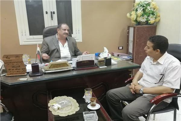 رئيس مجلس إدارة جمعية المستثمرين، محمد حمدلله