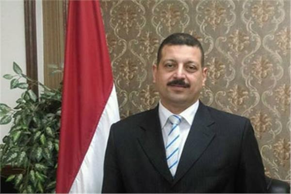 المهندس أيمن حمزة المتحدث الرسمي باسم وزارة الكهرباء