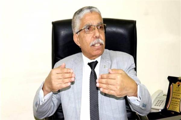 اللواء محمد الغباشي مساعد رئيس حزب حماة الوطن