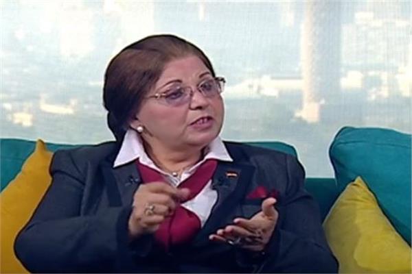 الدكتورة محبات أبو عميرة أستاذ المناهج بجامعة عين شمس