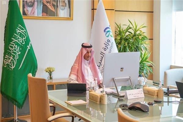 وزير السياحة السعودي أحمد بن عقيل الخطيب