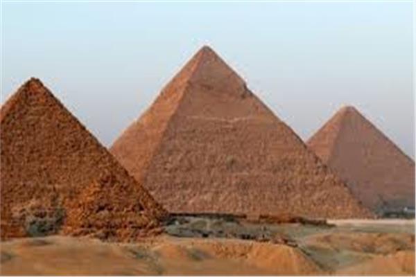 هضبة الأهرامات الأثرية