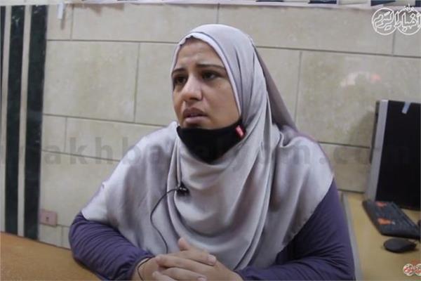 مديرة المركز التكنولوجي بشبرا الخيمة بالقليوبية