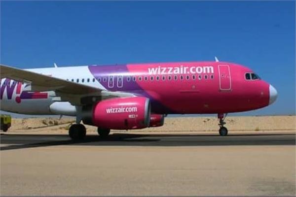 أولى رحلات شركة Wizz Air من ميلانو