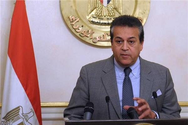 د. خالد عبدالغفار - وزير التعليم العالى