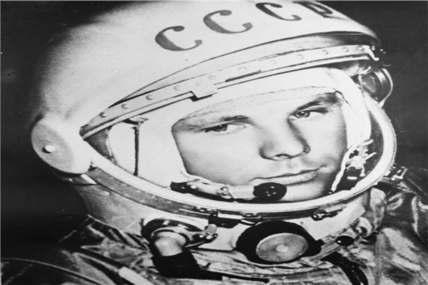 «يوري جاجارين» أول رائد فضاء في التاريخ