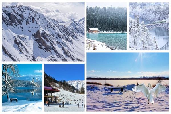 10 وجهات سياحية لا تفوتك في الشتاء