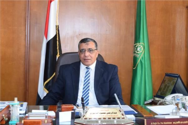 الدكتور عبدالرحمن الباجوري نائب رئيس الجامعة لشئون خدمة المجتمع وتنمية البيئة