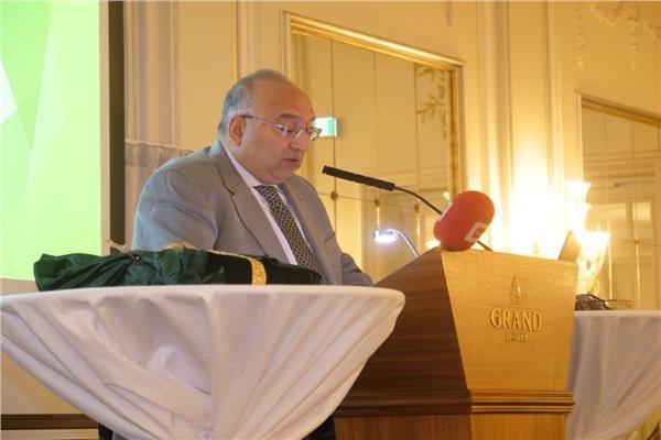 سفير مصر فى النرويج
