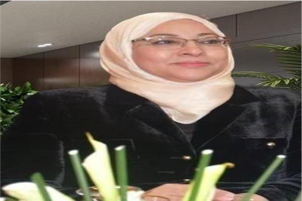 المهندسة جيهان عبد المنعم نائب محافظ القاهرة