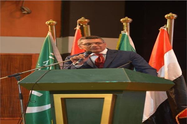 مصطفى شحاته، عضو الهيئة العليا لحزب الوفد