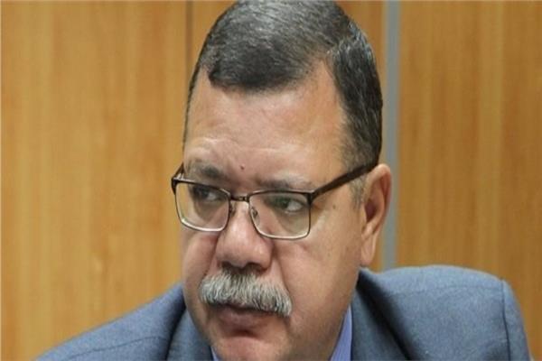 حمدي عبد العزيز المتحدث باسم وزارة البترول