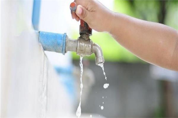 قطع المياه عن بعض مناطق الجيزة لمدة 12 ساعة