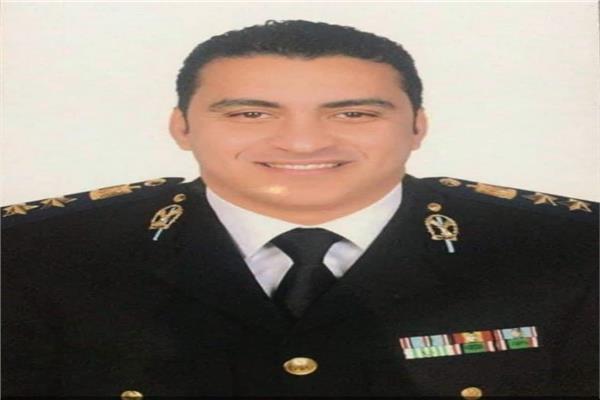 الشهيد البطل عمرو عبد المنعم