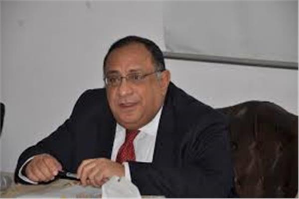 الأستاذ الدكتور ماجد نجم رئيس جامعة حلوان