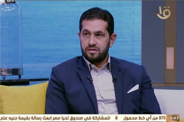 الدكتور أحمد مرسي