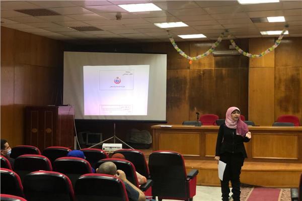 جانب من البرنامج التدريبي المتقدم لأطباء الأسرة ببورسعيد
