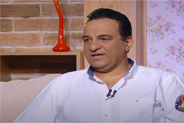 الفنان هشام إسماعيل