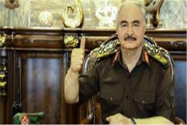 القائد العام المشير خليفة حفتر