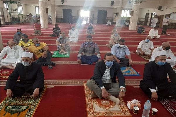 مسجد النصر بالعريش