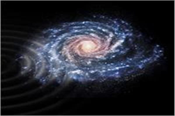 صورة فيديو| ناسا تنشر لأول مرة «سيمفونية» تعزفها مجرة درب التبانة مع ثقبها الأسود