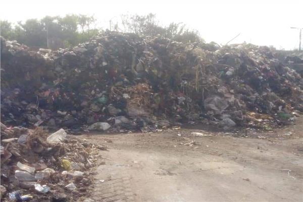 القمامة والمخلفات