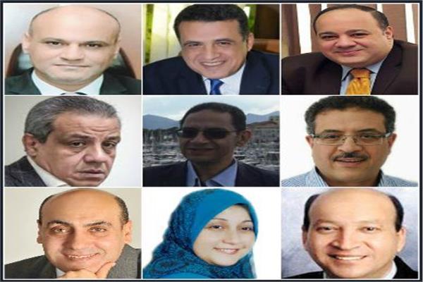 القيادات الصحفية بمؤسسة أخبار اليوم