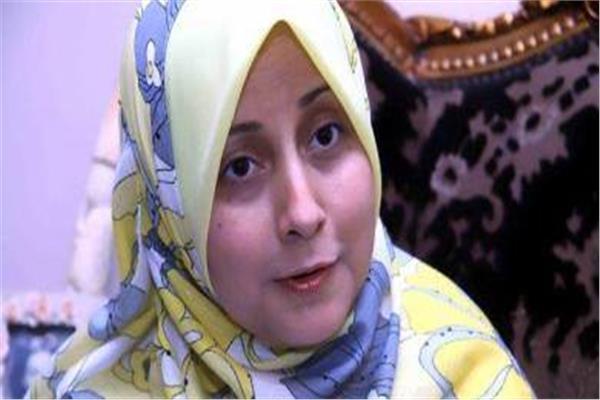 الكاتبة الصحفية هويدا حافظ