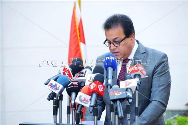 وزير التعليم العالي والبحث العلمي د. خالد عبد الغفار