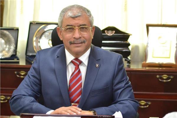 الربان طارق شاهين، رئيس هيئة ميناء الإسكندرية