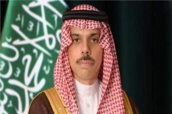 الأمير فيصل بن فرحان بن عبدالله وزير الخارجية السعودي