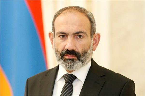 الرئيس الأرميني نيكول باشينيان