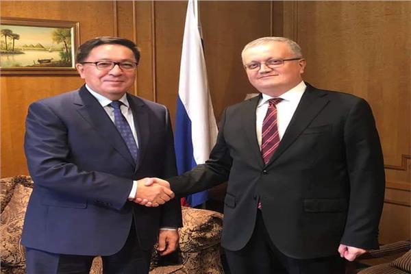سفيري روسيا وكازاخستان