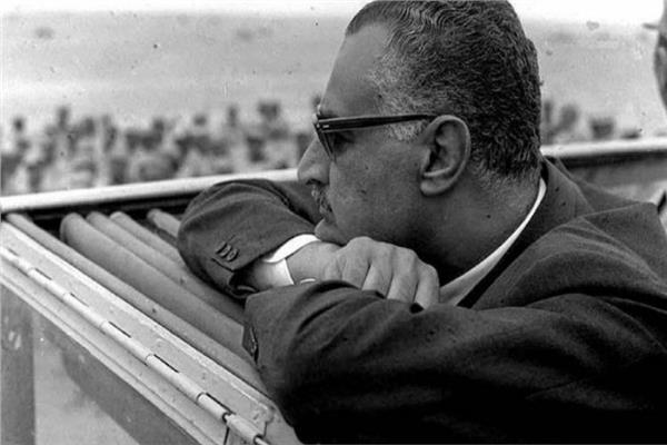 الزعيم الراحل جمال عبدالناصر