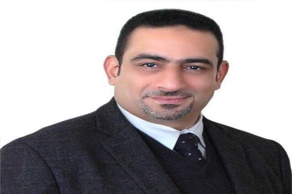 النائب طارق حسانين