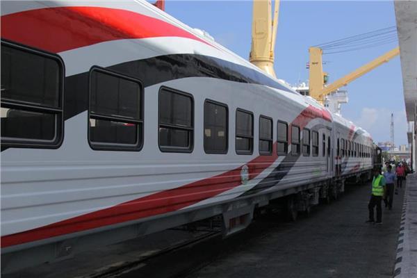 صور جديدة من داخل القطارات الروسية الجديدة