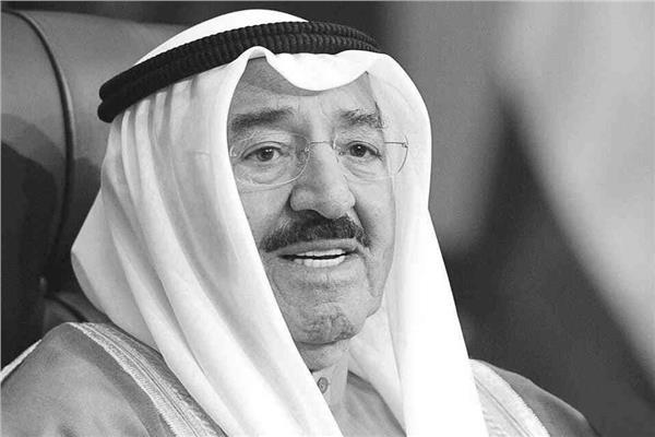 أمير الكويت الراحل الشيخ صباح الأحمد الجابر