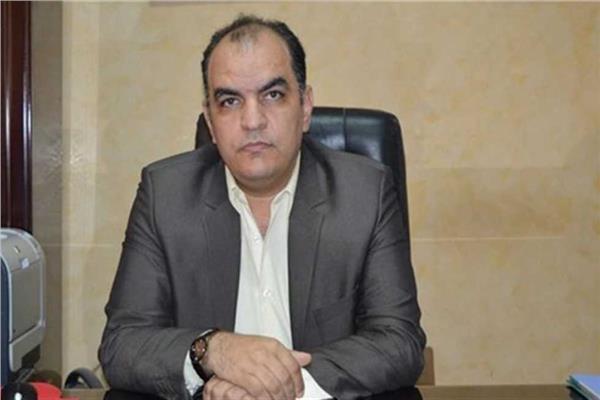 أحمد العطار رئيس الإدارة المركزية للحجر الزراعي