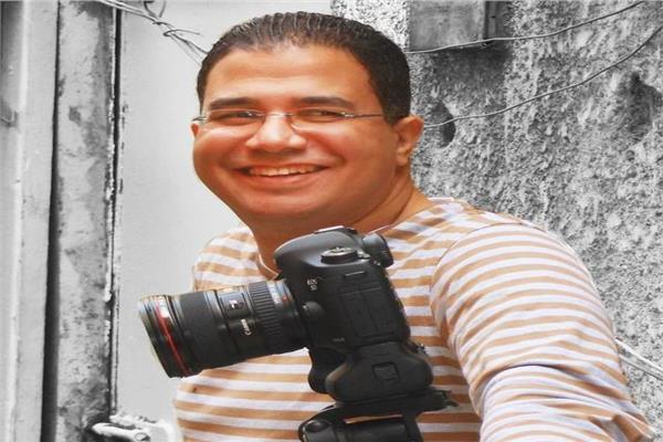 المخرج إيهاب مصطفى