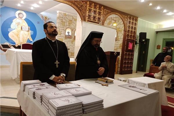 بطريركالكاثوليك يفتتح لقاء كهنة الايبارشية البطريركية