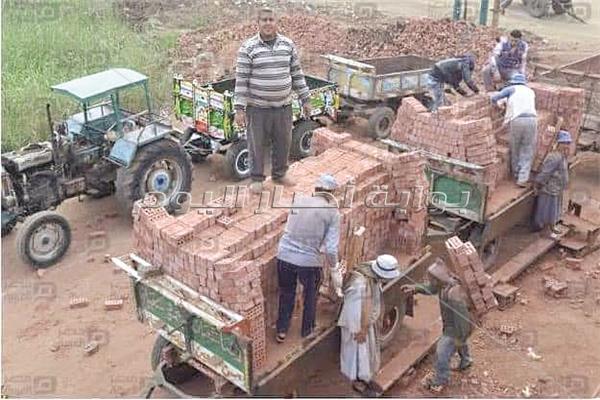 انتعاش سوق مواد البناء بعد قرار استئناف أعمال التشييد