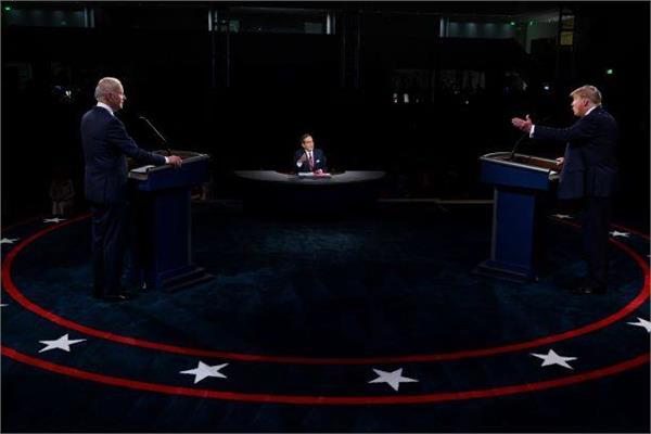 ترامب وبايدن - صورة من رويترز