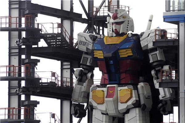 صورة شاهد| أضخم روبوت في العالم