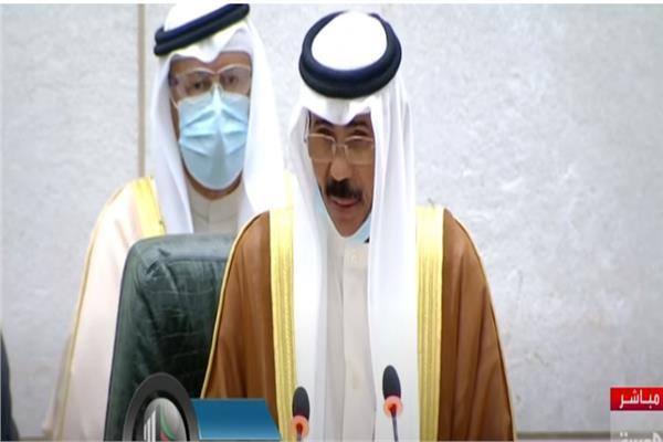 أمير الكويت الشيخ نواف الاحمد