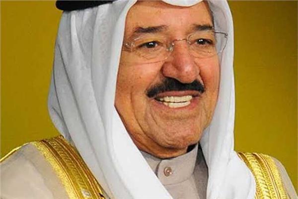 أمير الكويت  الراحل الشيخ صباح الأحمد