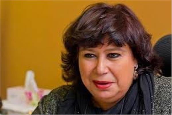 د.إيناس عبد الدايم وزيرة الثقافة
